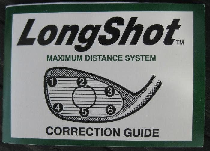 The LongShot pad
